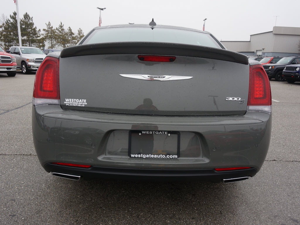 Ceramic Gray 2017 Chrysler 300 S For Sale in Indianapolis IN