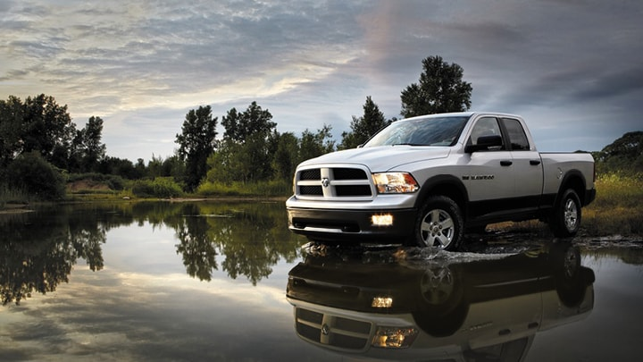 the - Dodge Ram 1500 2014