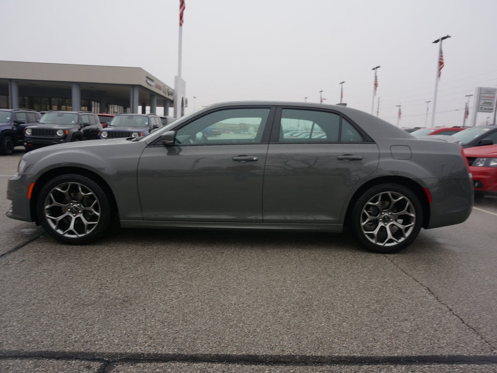 ceramic gray 2017 chrysler 300 s for sale in indianapolis in. Black Bedroom Furniture Sets. Home Design Ideas