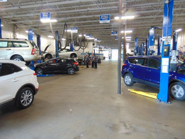 car repair service center in getzville ny west herr ford of amherst near buffalo north. Black Bedroom Furniture Sets. Home Design Ideas