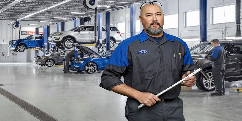 Ford Auto Body Repair Services in Washougal, WA