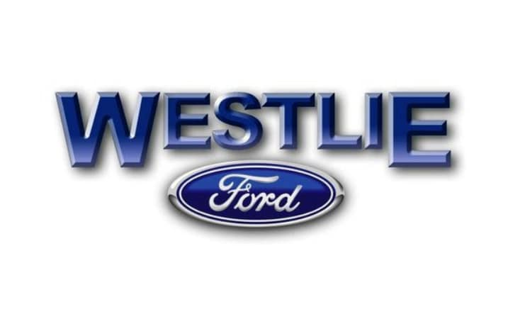 Image of the Westlie Ford logo