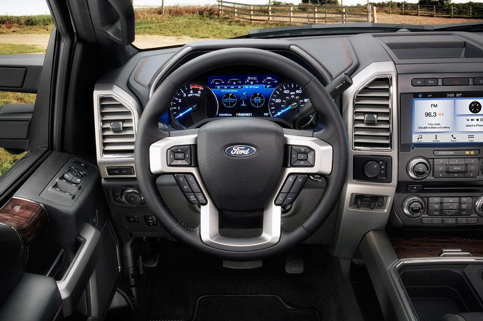 Ford Truck Technology