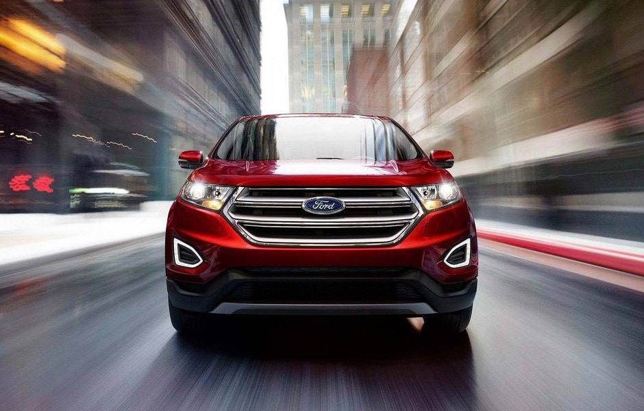 Ford Edge Trim Overview