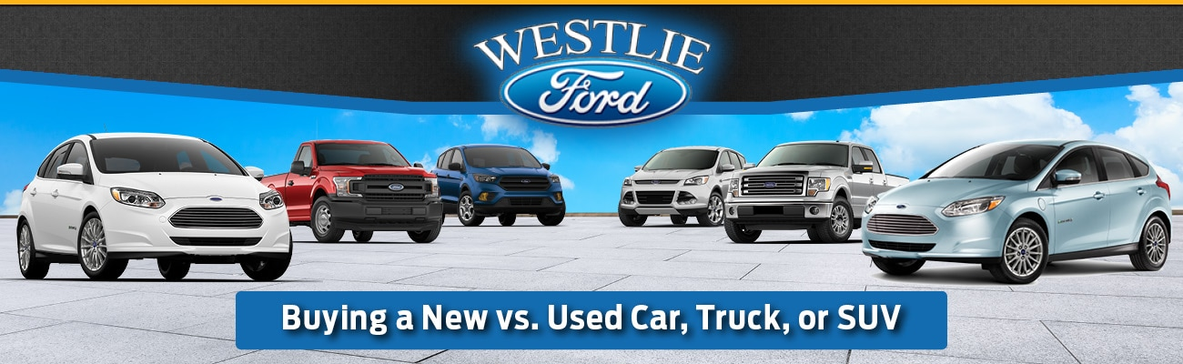 Comparison of New and Used Cars, Trucks, & SUVs