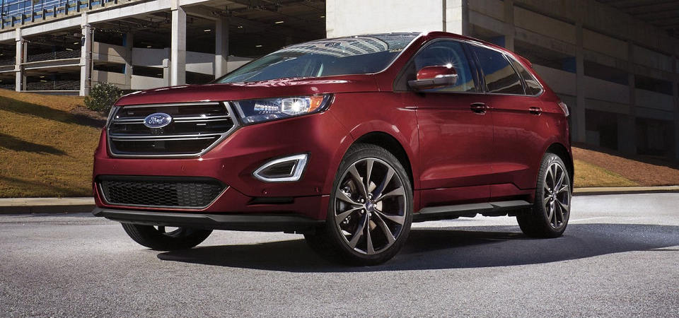 Ford Edge Available In Washougal Wa