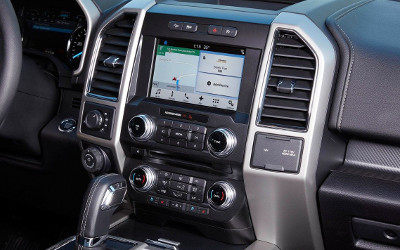 SYNC Technology in the 2018 Ford F-150