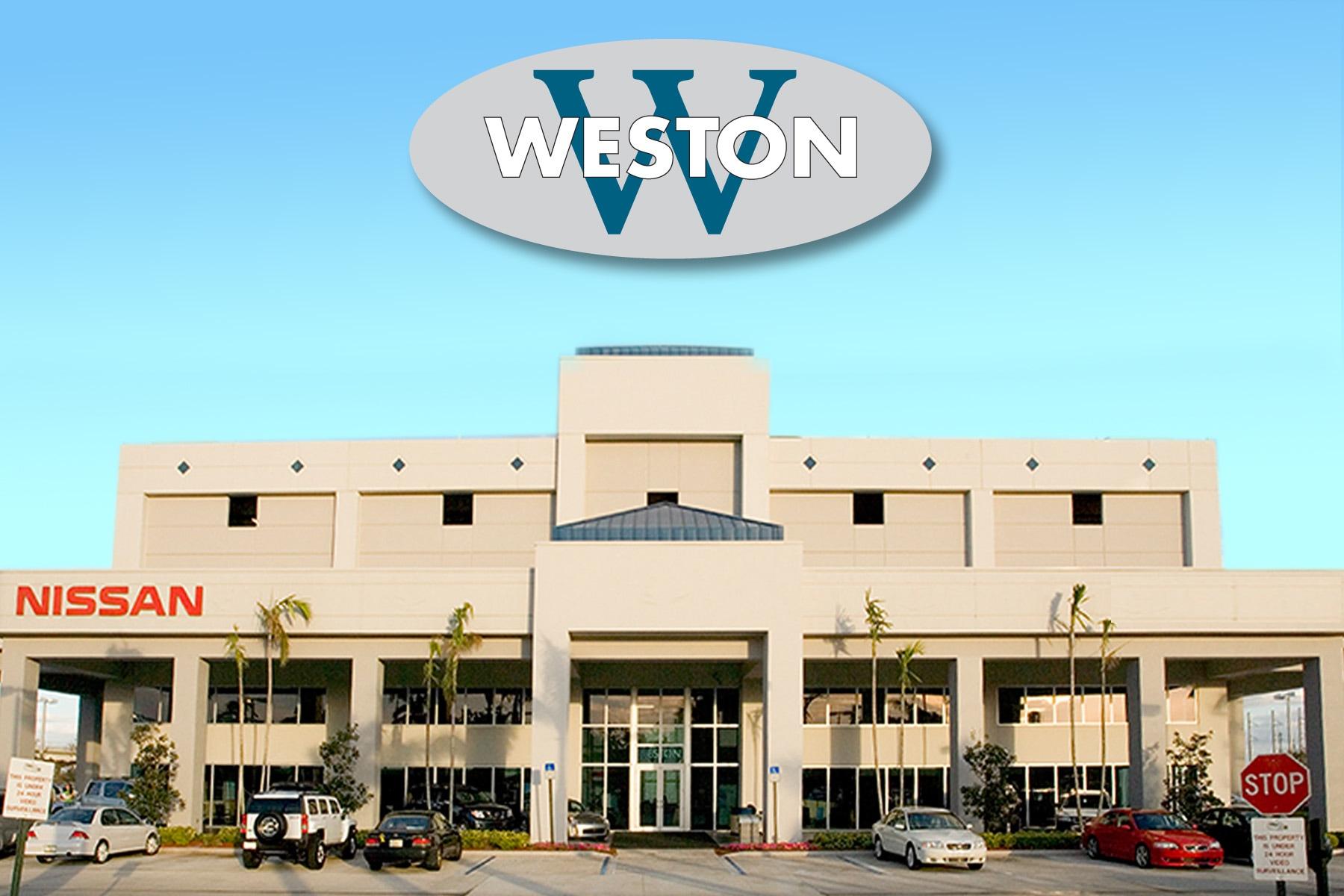 Nissan dealership near Hollywood, FL