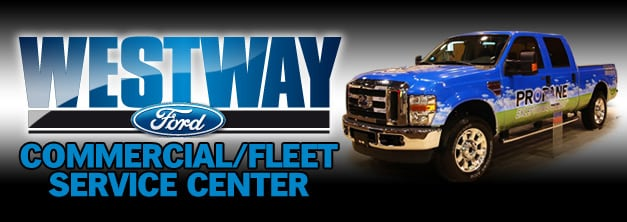 Westway Ford Commercial and Fleet Service Center