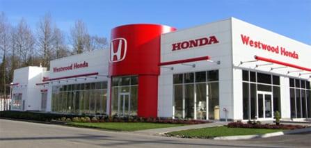 Westwood Honda