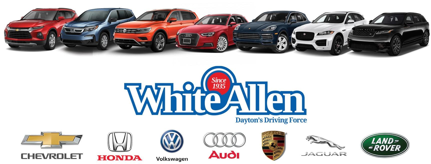 White Allen Family Companies New Volkswagen Audi