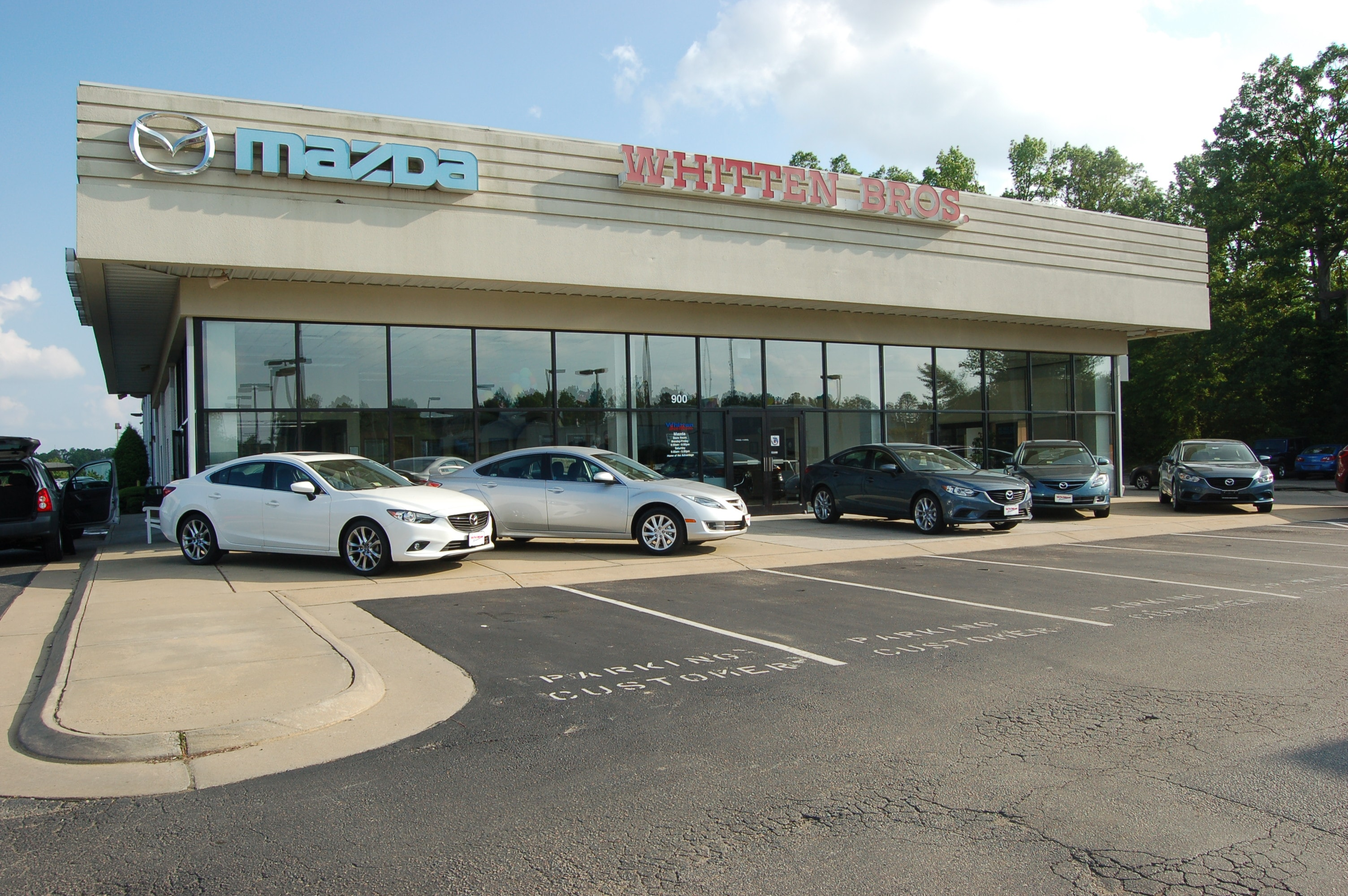 New & Used Car Dealership in Richmond VA | Whitten Brothers