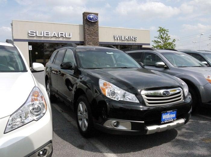 About wilkins subaru new subaru and used car dealer for Department of motor vehicles glen burnie