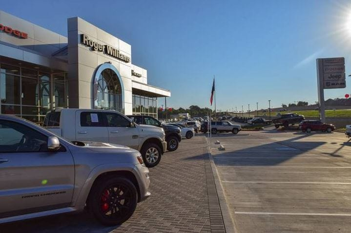 Chrysler Dodge Jeep Dealer Near Mineral Wells TX