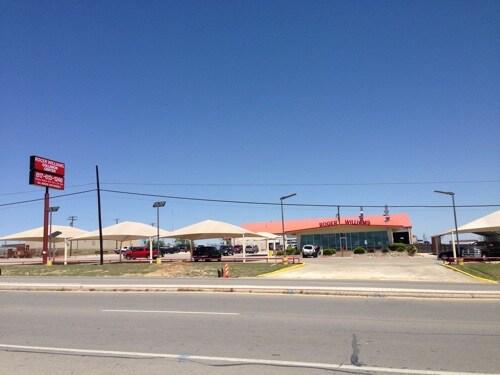 Auto Body Shop Weatherford TX