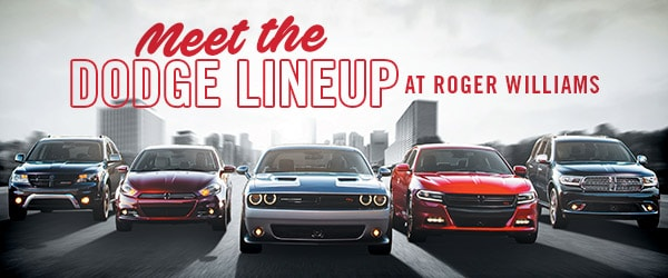 Dodge Lineup in Weatherford, Texas