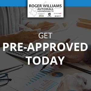 Dealer offers easy auto loan pre-approval near Graham TX