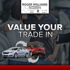 Dealer offers online trade appraisal near Fort Worth Texas