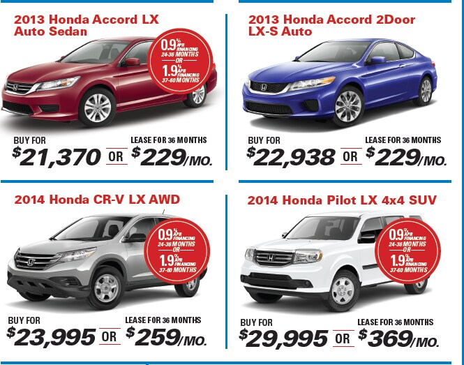 Happy Honda Days Sales Event 2014 For More Information Visit Our