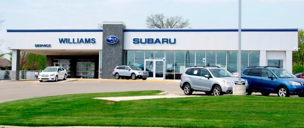 about williams subaru in lansing new subaru used car dealership serving holt haslett jackson. Black Bedroom Furniture Sets. Home Design Ideas
