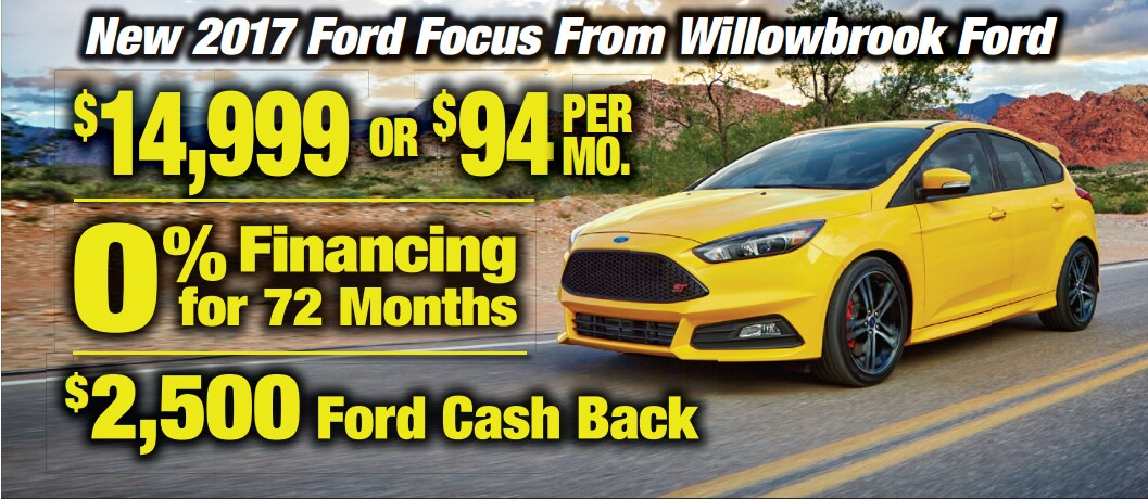 Itu0027s ...  sc 1 st  Willowbrook Ford Inc & Willowbrook Ford Inc | New Ford dealership in Willowbrook IL 60527 markmcfarlin.com