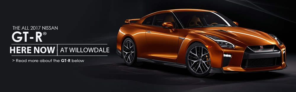 The All New 2017 Gt R Willowdale Nissan 1 Nissan Gt R