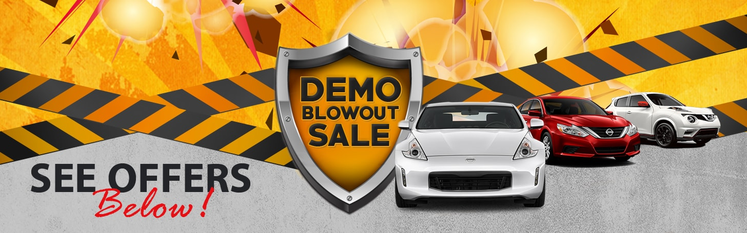 2016 Demo Blowout Sale Willowdale Nissan New Amp Used