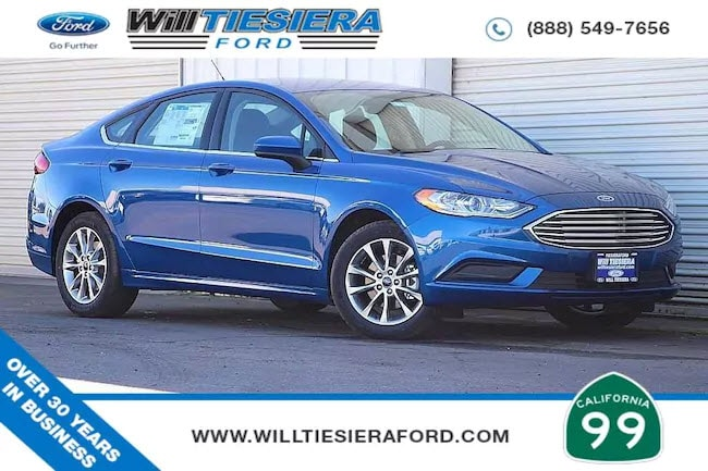 2017 Ford Fusion SE Special Offer