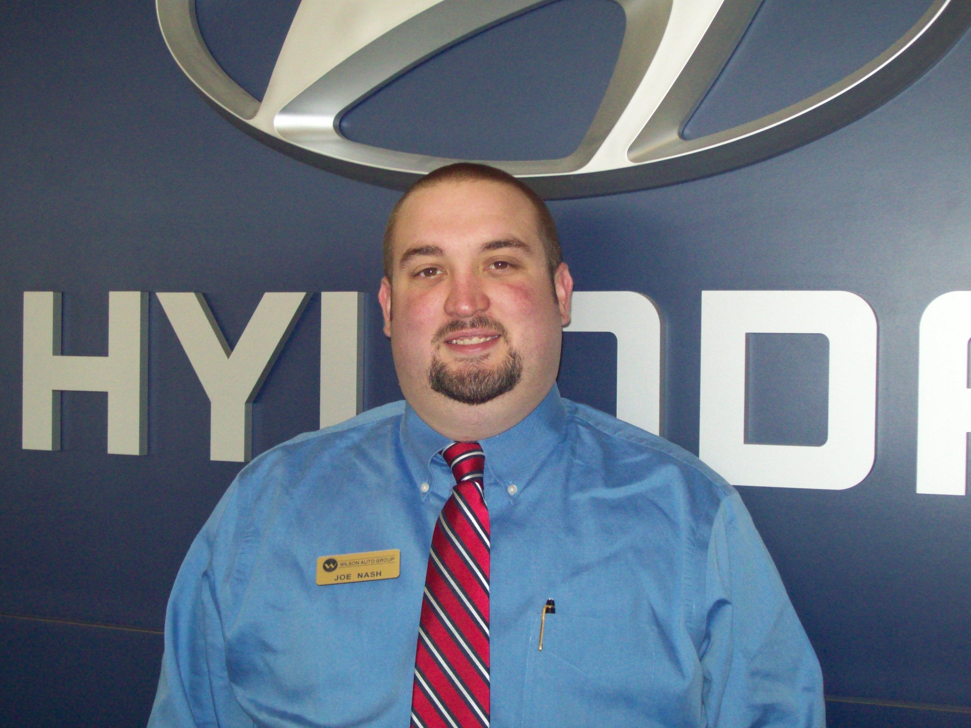 Joe Nash: Hyundai Sales