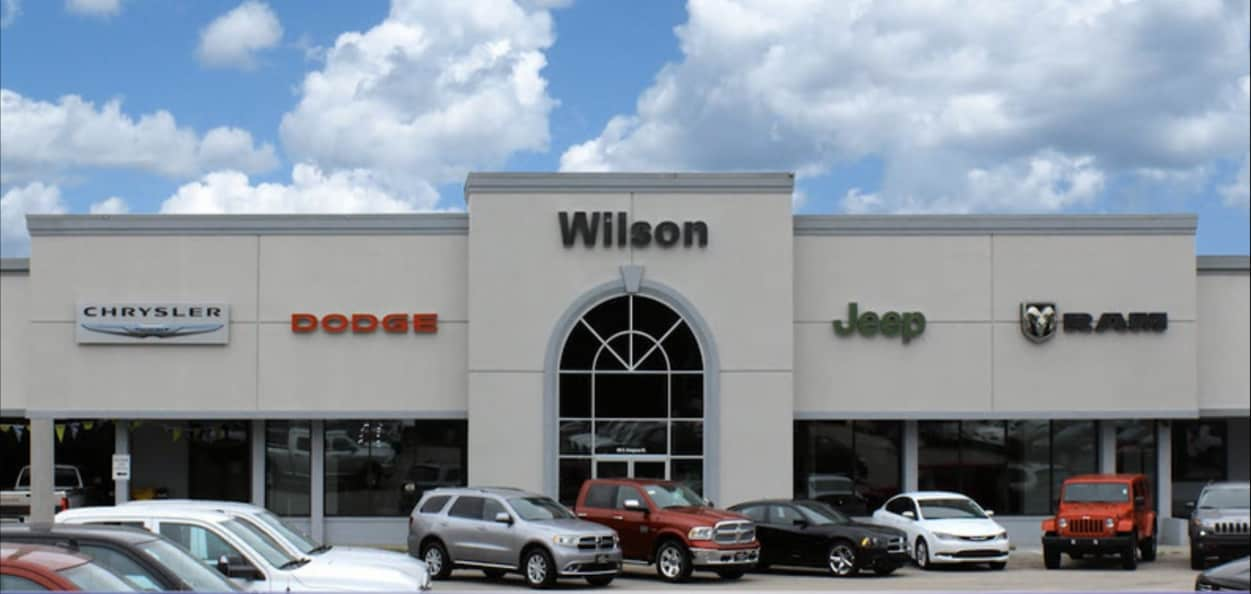 learn about wilson chrysler dodge jeep near lexington sc. Black Bedroom Furniture Sets. Home Design Ideas
