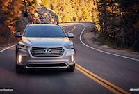 2018 Hyundai Santa Fe near Jackson MS
