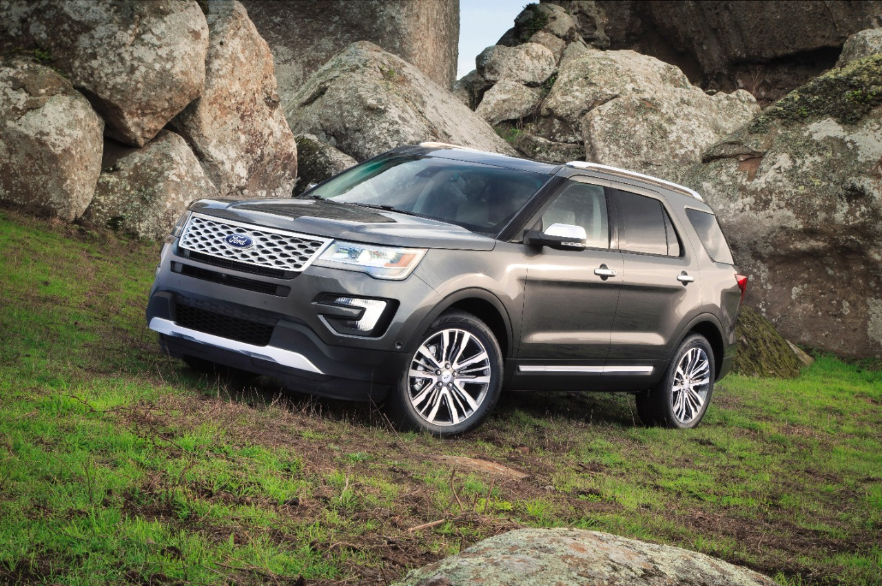 Corvalis Ford Explorer