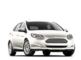 Eugene Ford Focus Electric