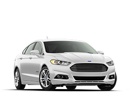 Eugene Ford Fusion Hybrid