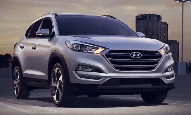 Pre-owned Hyundai Tucson available near Jackson MS