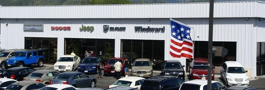 Windward Dodge Service 2018 Dodge Reviews