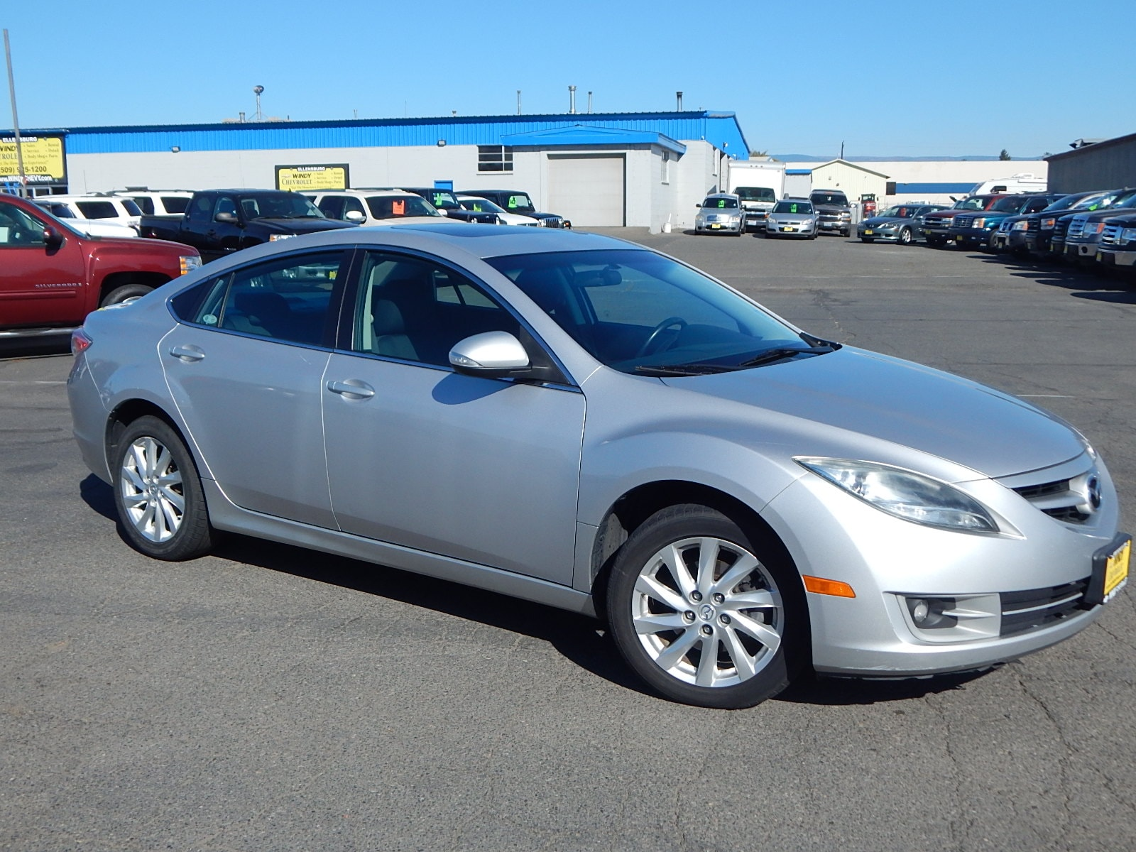 2011 Mazda Mazda6 i We offer financing for just about anyone Good Credit Bad Credit REPO Bankr