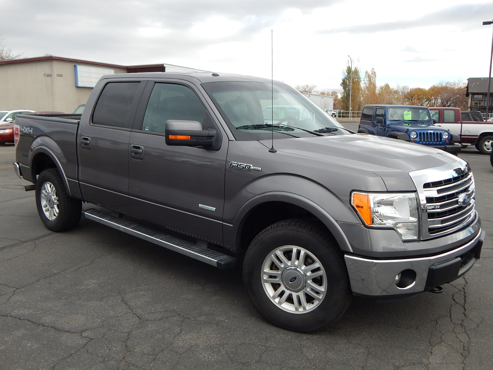 2014 Ford F-150 We offer financing for just about anyone Good Credit Bad Credit REPO Bankruptc