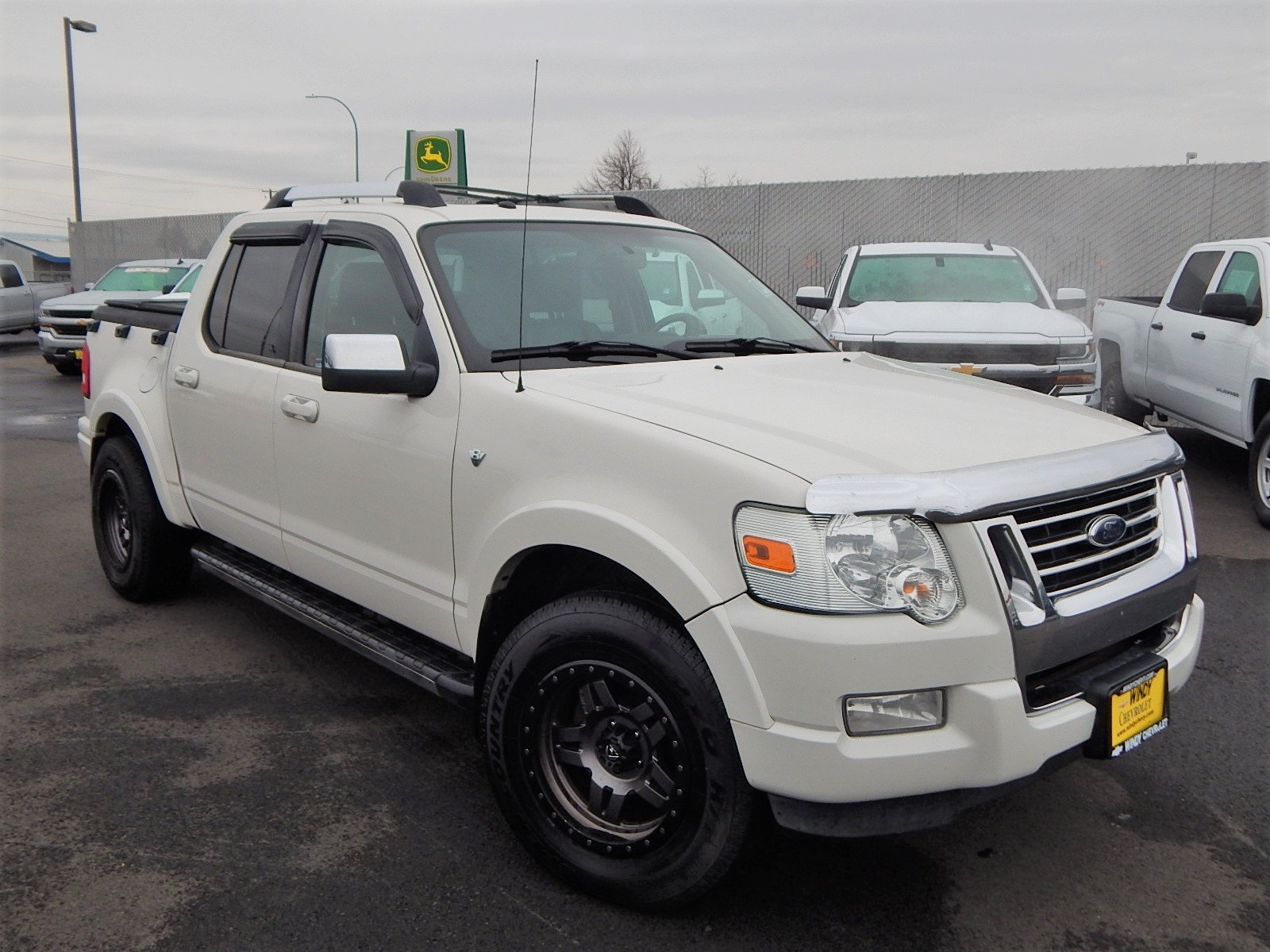 2008 Ford Explorer Sport Trac Limited 46L We offer financing for just about anyone Good Credit