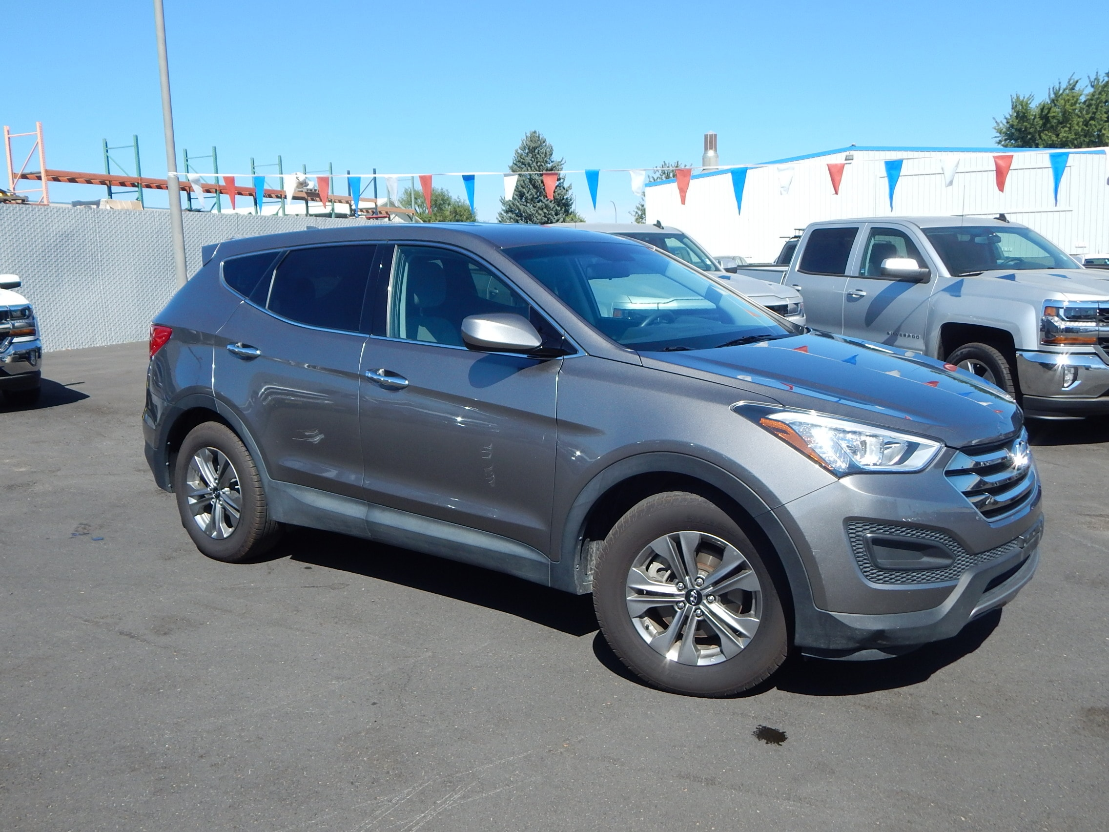 2016 Hyundai Santa Fe Sport 24L We offer financing for just about anyone Good Credit Bad Credit