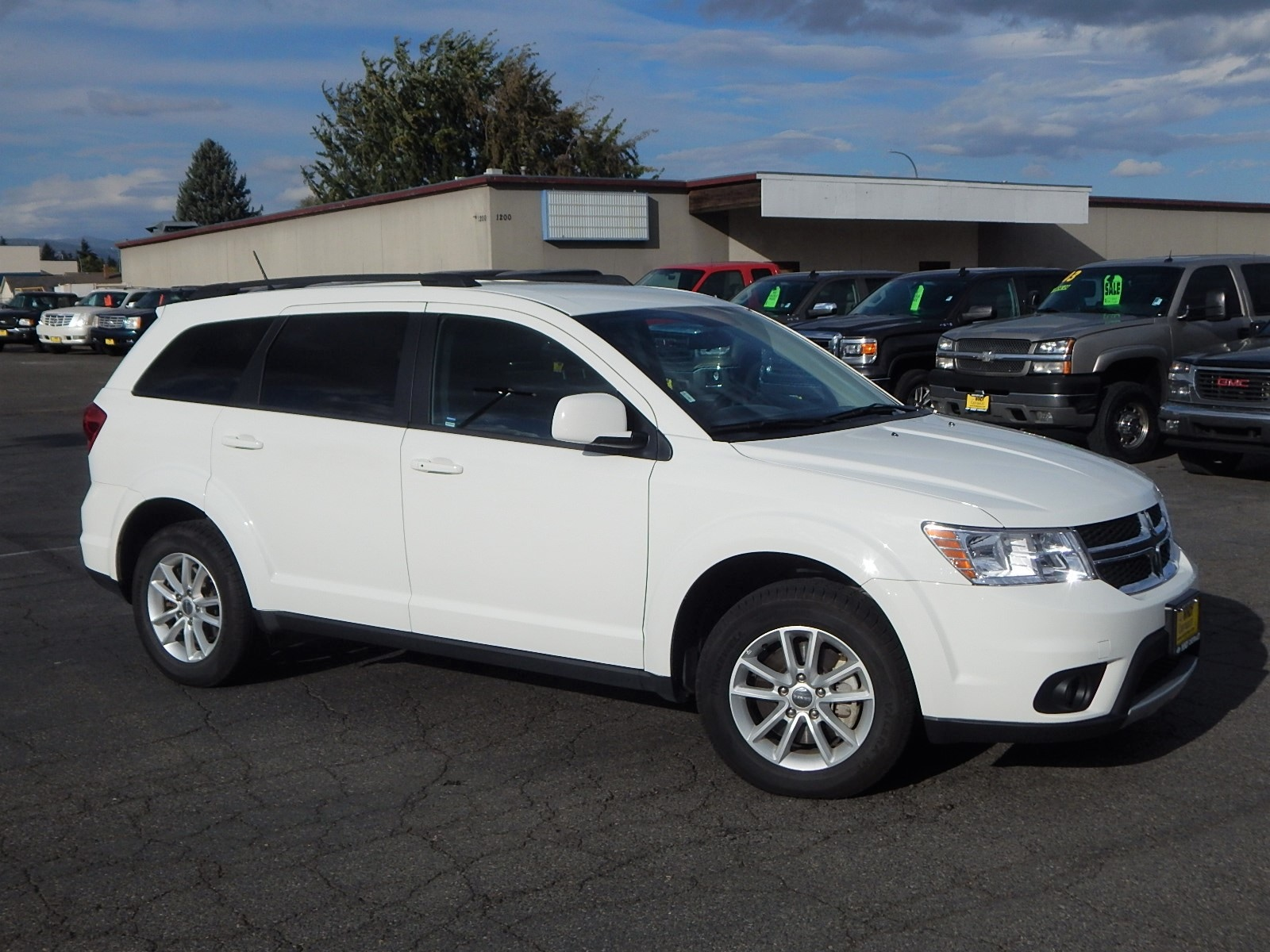 2017 Dodge Journey SXT We offer financing for just about anyone Good Credit Bad Credit REPO Ba