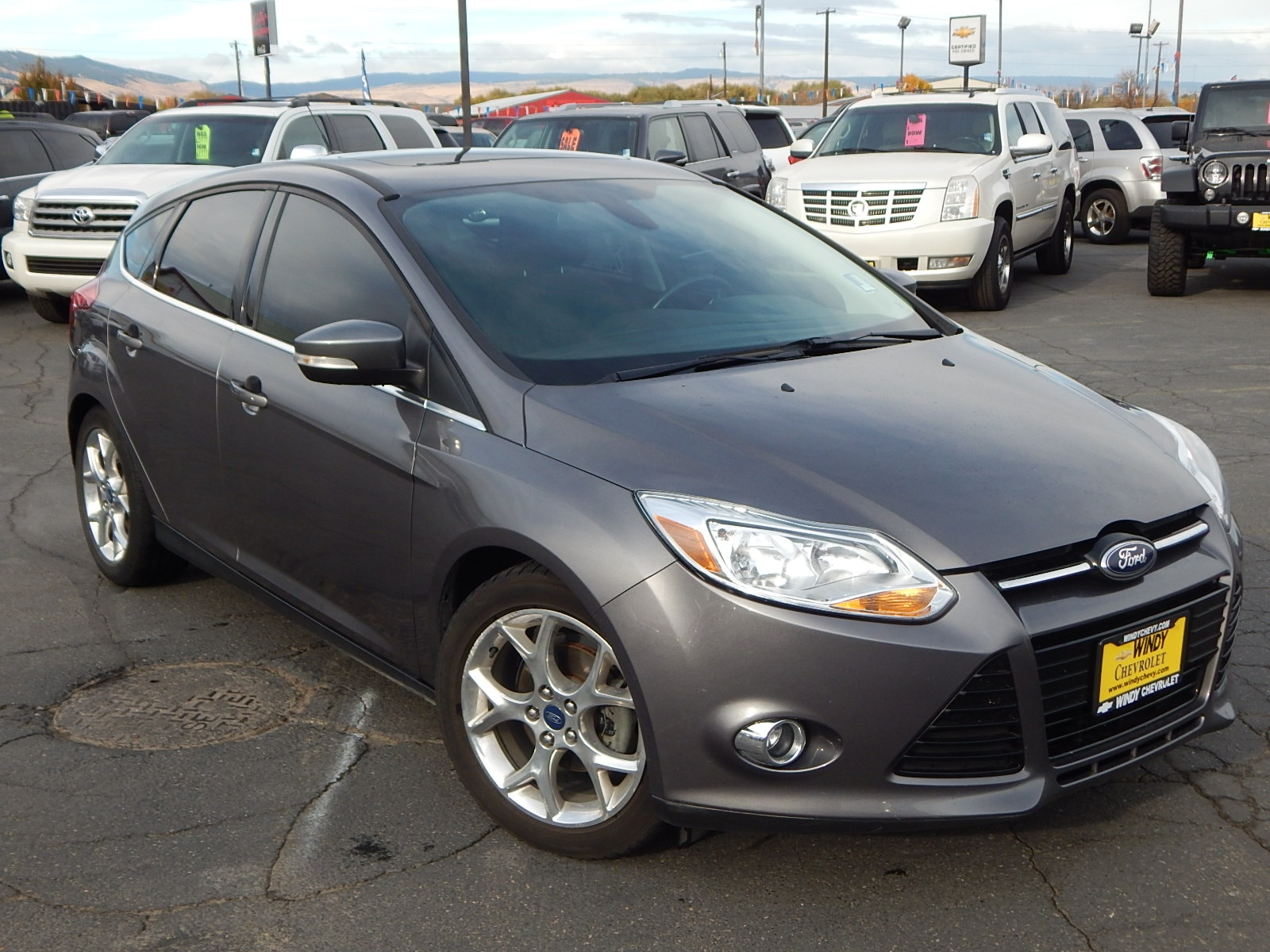 2012 Ford Focus SEL We offer financing for just about anyone Good Credit Bad Credit REPO Bankr