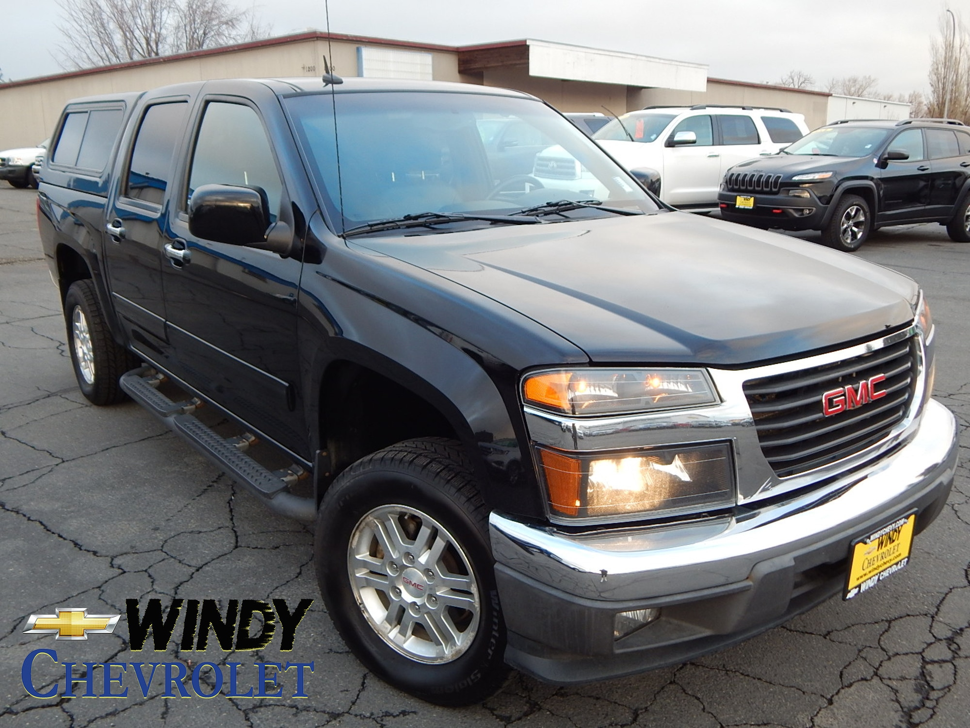 2012 GMC Canyon SLT We offer financing for just about anyone Good Credit Bad Credit REPO Bankr