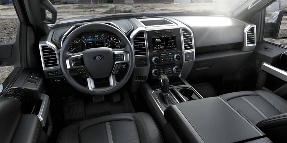 2015 Ford F 150 Xlt Fx4 Lariat Platinum Ecoboost