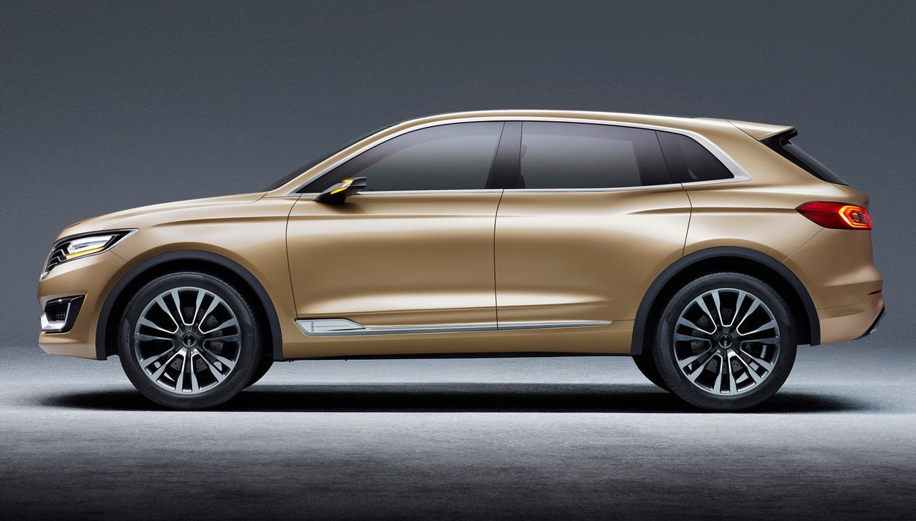 2015 Lincoln MKX Concept