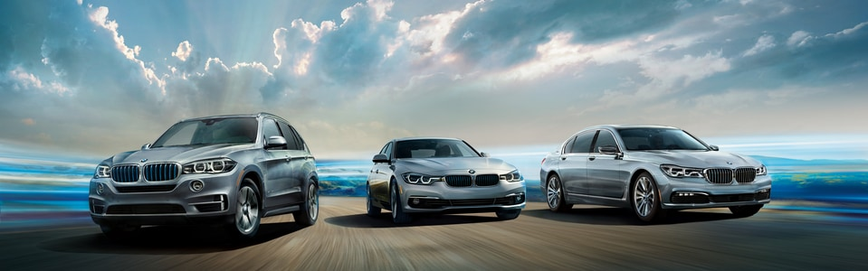New BMW Models in Colorado Springs