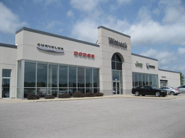 About Wittrock Motor Company in Carroll | New Chrysler ...