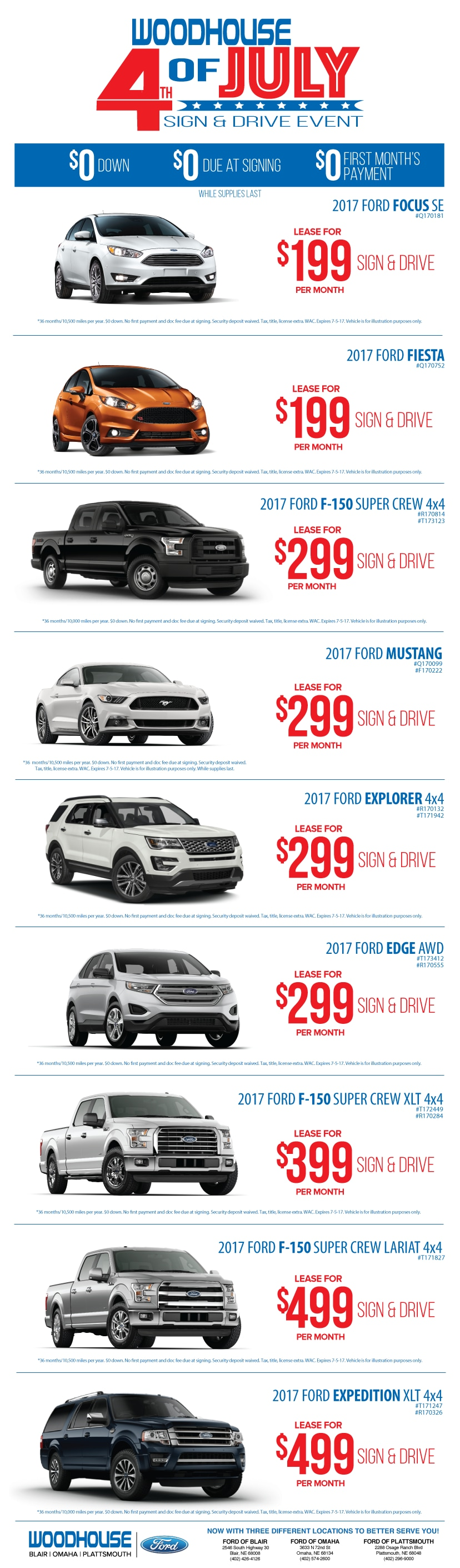 Woodhouse Ford Of Omaha Inc New Ford Dealership In Omaha NE - Ford dealers omaha