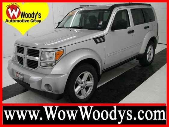 2008 Dodge Nitro 4X4 4.0L V6 Media Center 130 CD/MP3,  Satellite Ra