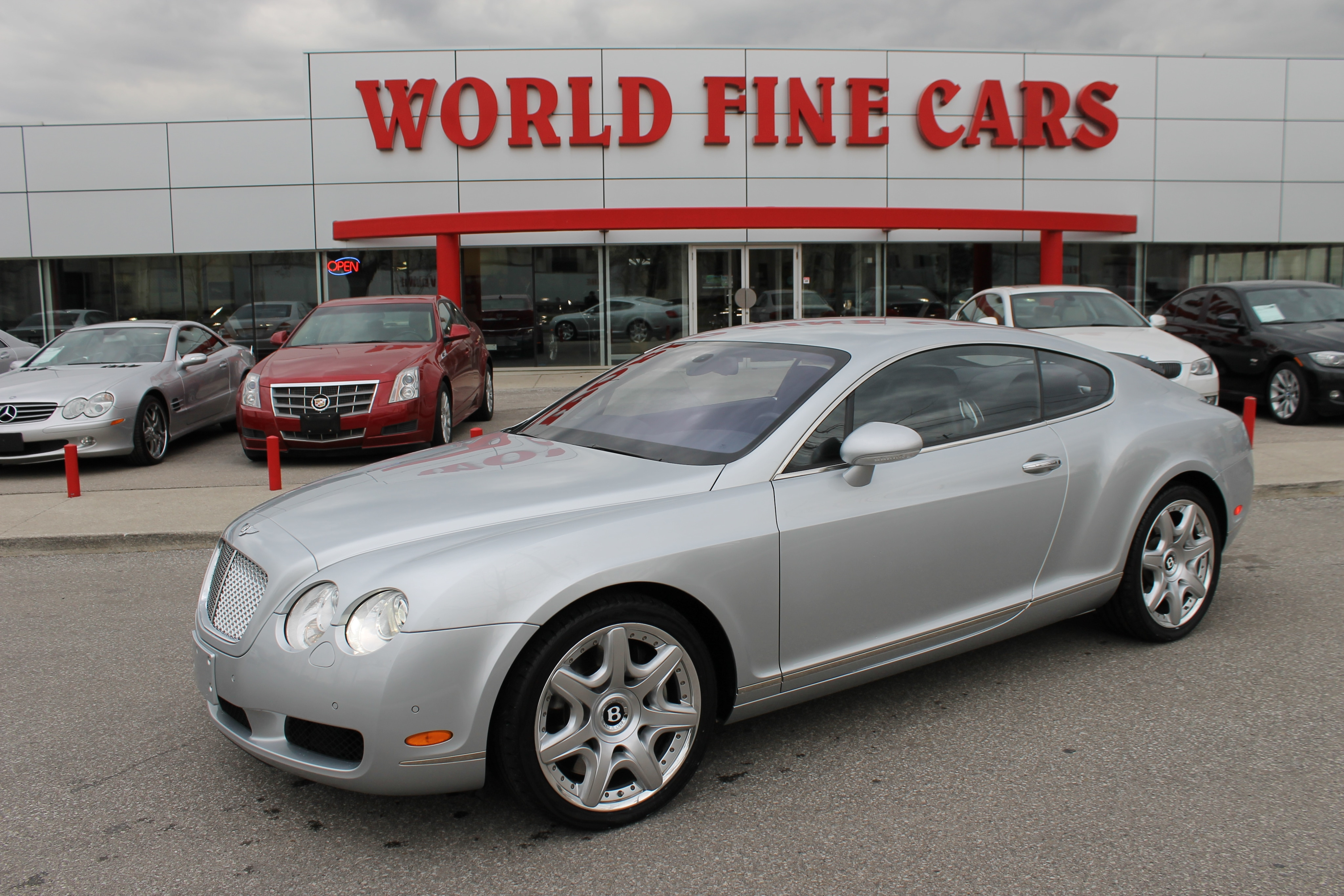 bentley toronto find your new used or pre owned luxury autos post. Black Bedroom Furniture Sets. Home Design Ideas